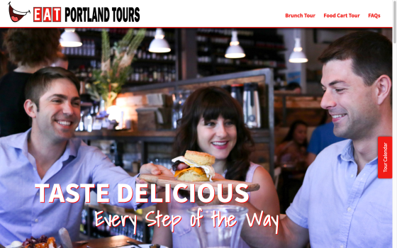 Eat Portland Tours Screenshot